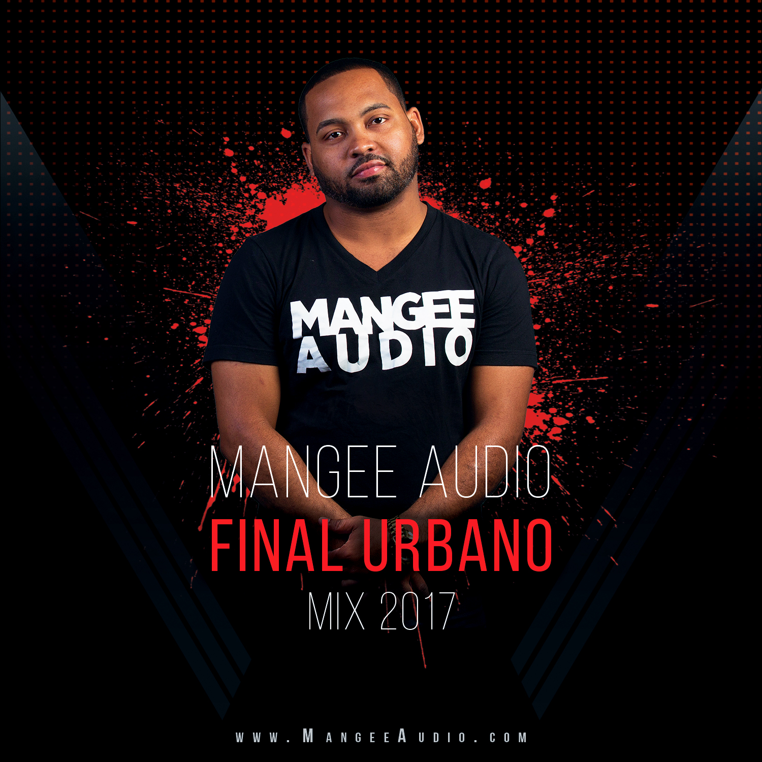 Mangee Audio - Final Urbano Mix 2017