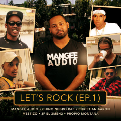 Mangee Audio - Lets Rock Ep 1